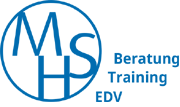 hoffmann-seidel.de – EDV Training & Anwendungsberatung Logo